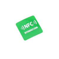 20 PCS NTAG 215 NFC tags / stickers - works for Samsung Galaxy Nexus etc TagMo compatible!!!