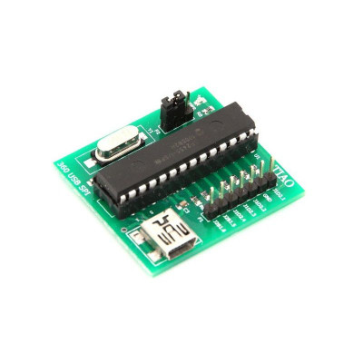 Mini USB Development Board - PIC 18F2455