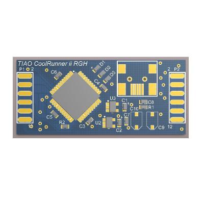 Xilinx XC2C64A CoolRunner-II CPLD Dev Board (Reset Glitch)