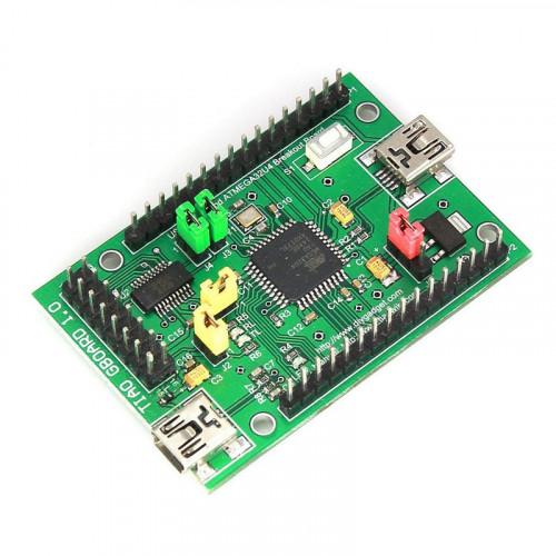 TIAO GIMX GBoard - Game Input MultipleXer / MatriX (USB Serial and ATMEGA32U4 Development Board)