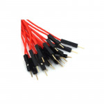 Male to Female Solderless Flexible JTAG Jumper Cable Wires (20 PCS)