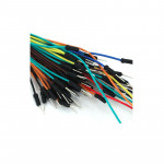 Male to Male Solderless Flexible Breadboard Jumper Cable Wires (70 PCS)