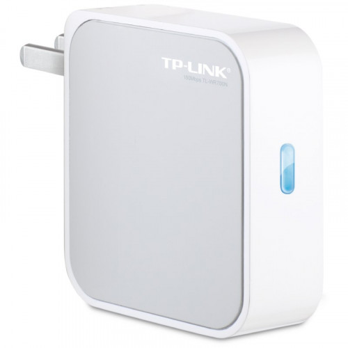 150Mbps Wireless N Mini Pocket Router (direct power) TL-WR700N